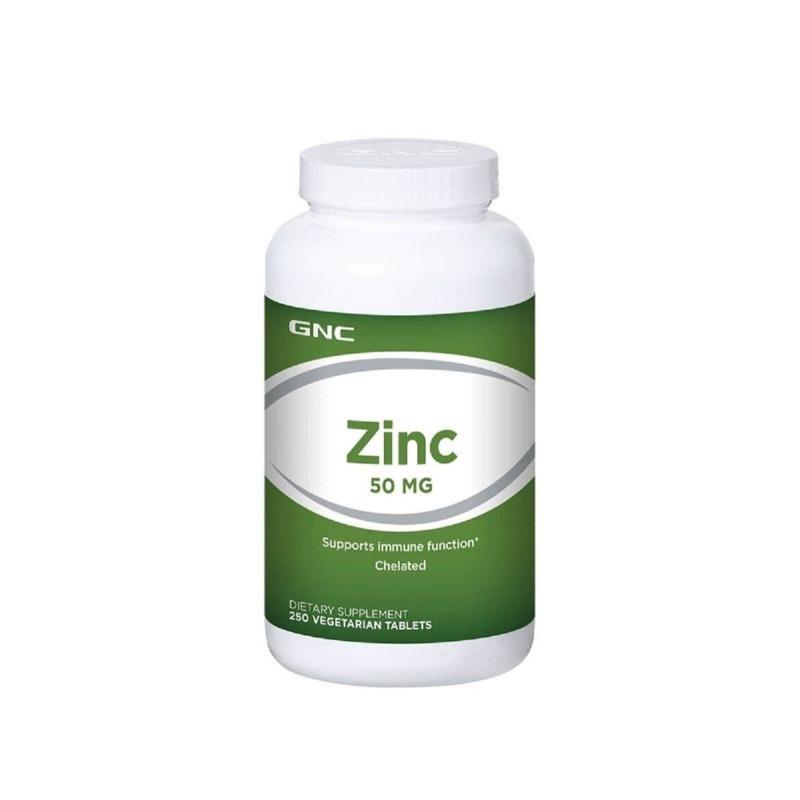 GNC Zinc 50 250pcs