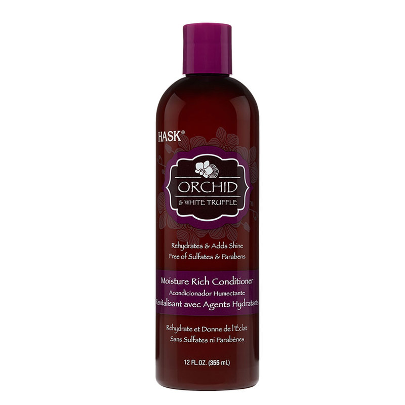 Hask Orchid Truffle Moist Conditioner, 355ml