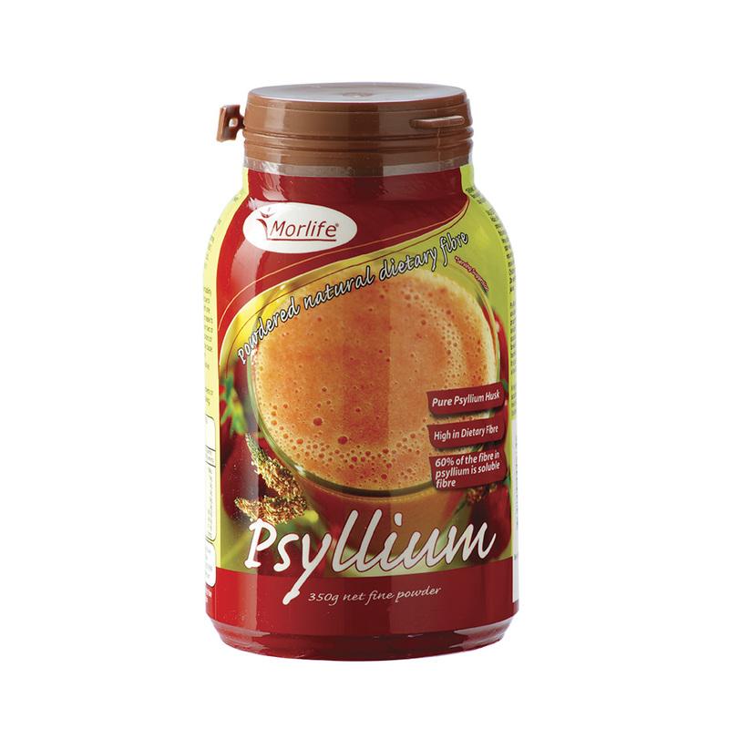 Morlife Phytofood Psyllium Husk, 350g