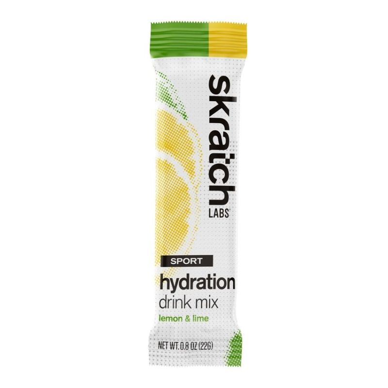 Skratch Labs  Skratch Sport Hydration Drink Mix Lemon & Lime 22g