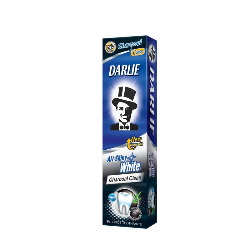 Darlie All Shine White Toothpaste (Charcoal Clean) 140gX3pcs