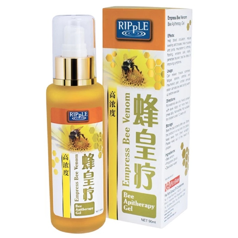 Ripple Bee Apitherapy Gel