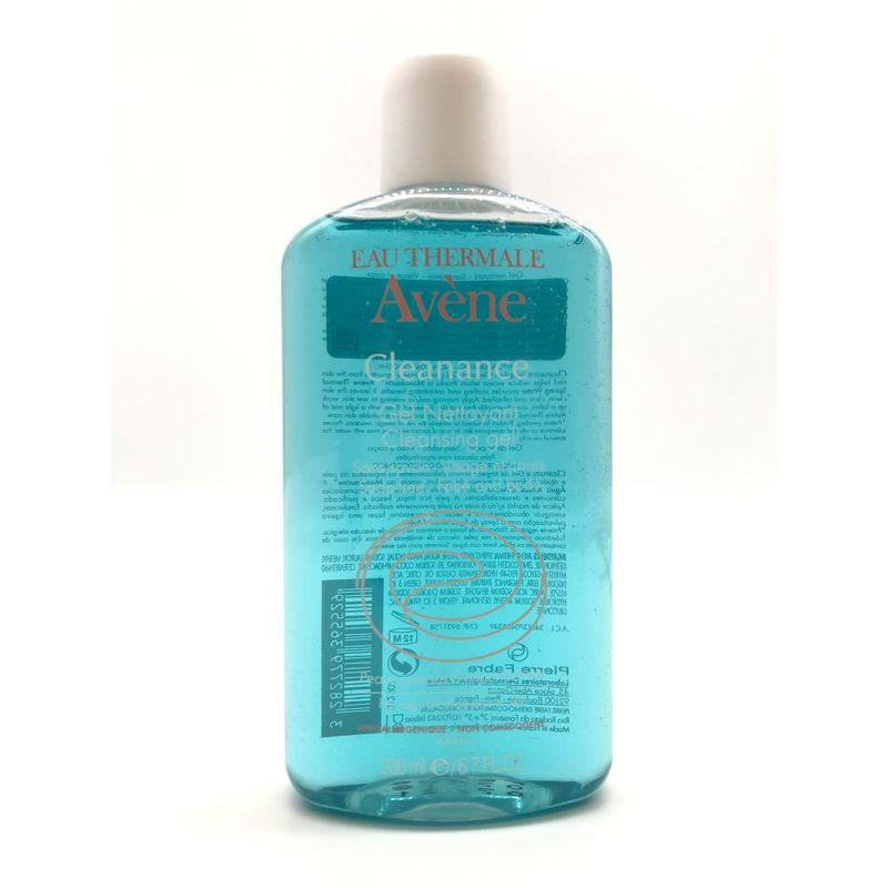 Avene-Cleana. Soapless Cleanse 200mL