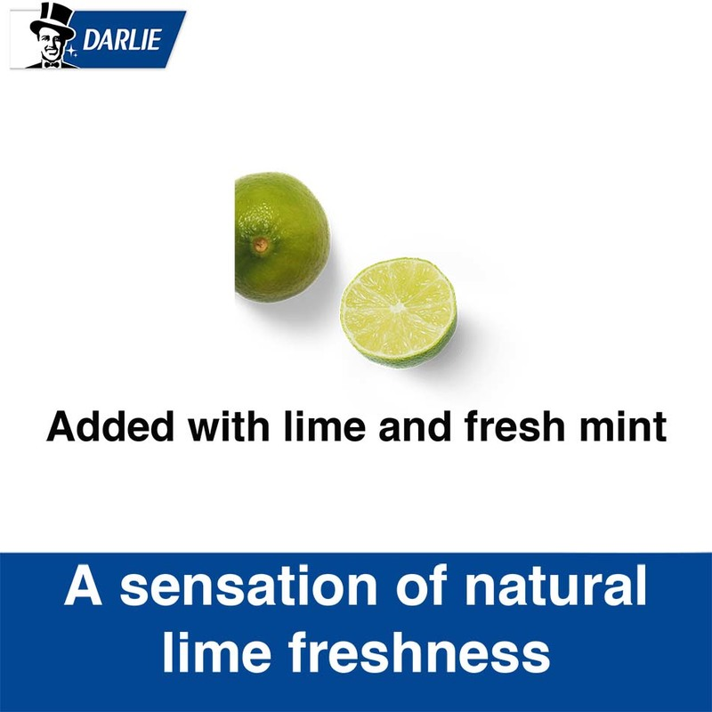 Darlie All Shiny White Lime Mint Whitening Toothpaste Buy 2 Get 1 Free 3x140g