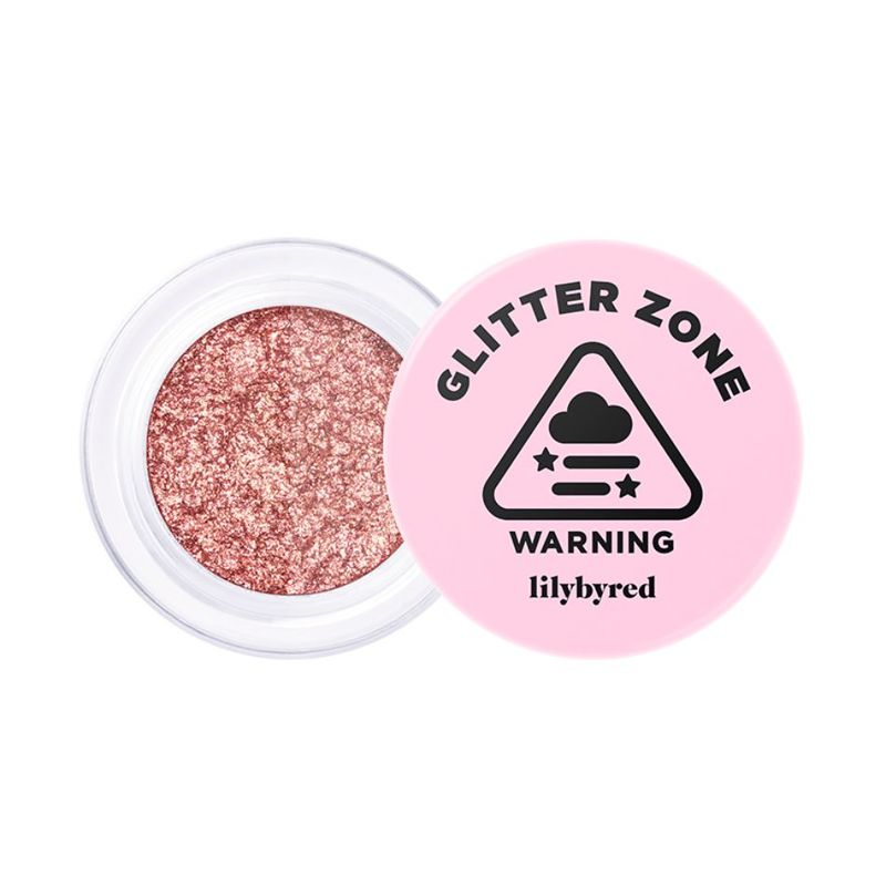 Lilybyred Glitter Zone Fog 03 Brick Rose Fog 3g