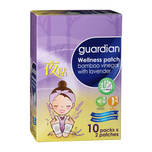 Guardian Wellness Patch Bamboo Vinegar with Lavender, 10pcs