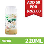 Nepro Lower Protein Liquid Vanilla, 220ml