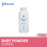 Johnson's Baby Powder, 100g