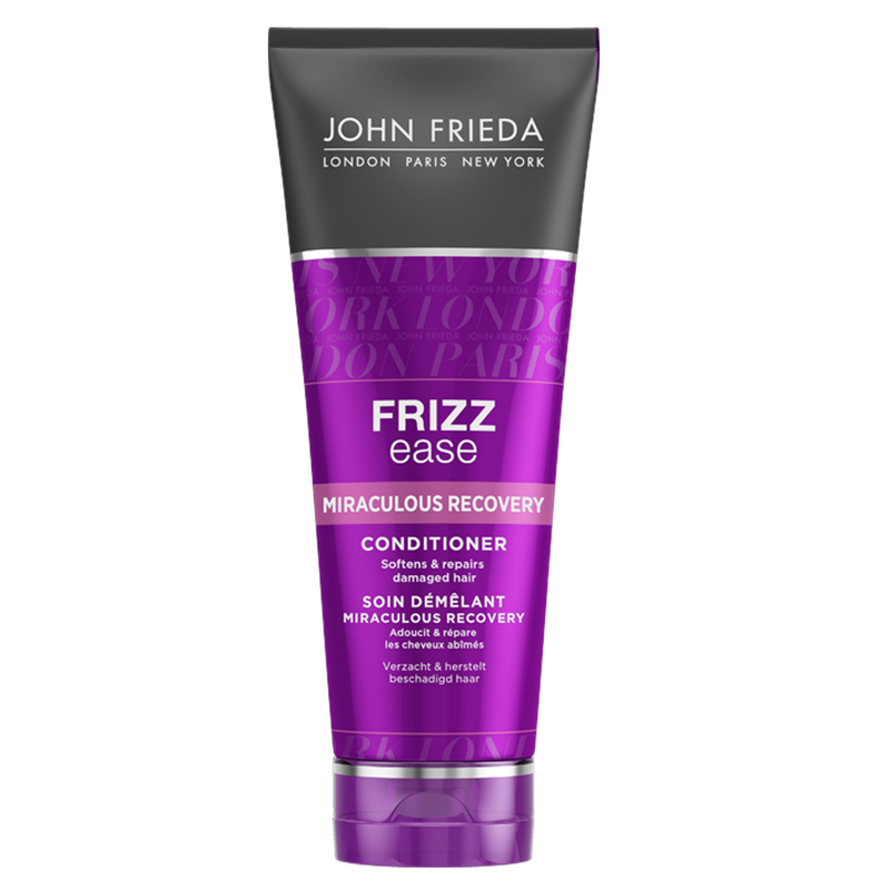 John Frieda Frizz Ease Miraculous Recovery Repairing Conditioner, 250ml