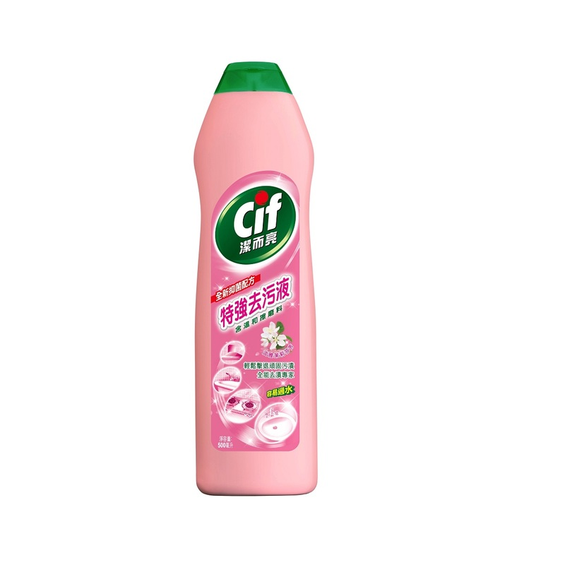 CIF Powerful Cream Cleanser (Jasmine) 500mL