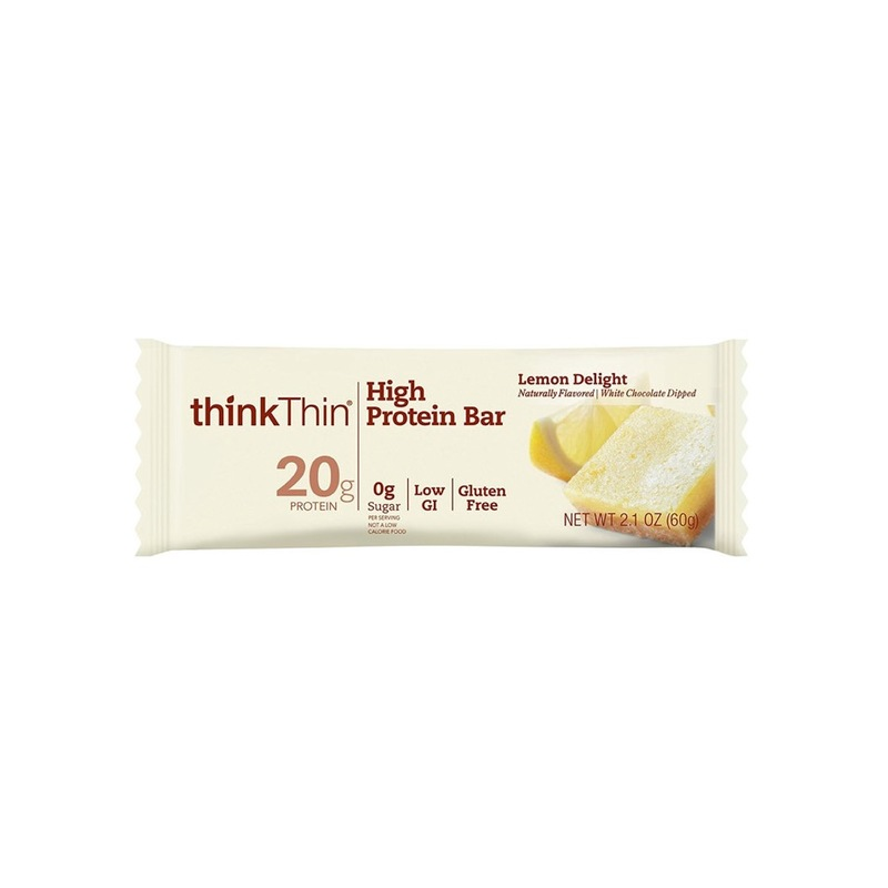 Think Thin High Protein Lemon Delight Bar, 60g