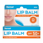 Dermal Therapy Lip Balm SPF 50+, 10g