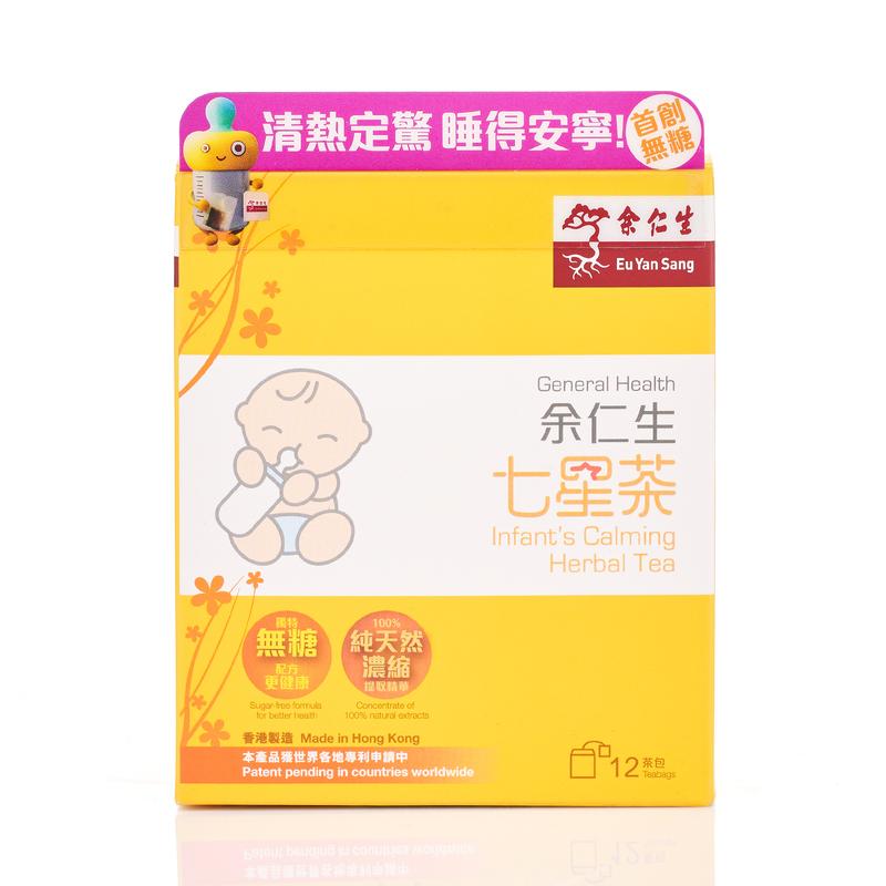 Eu Yan Sang Infant's Calming Herbal Tea 12bags