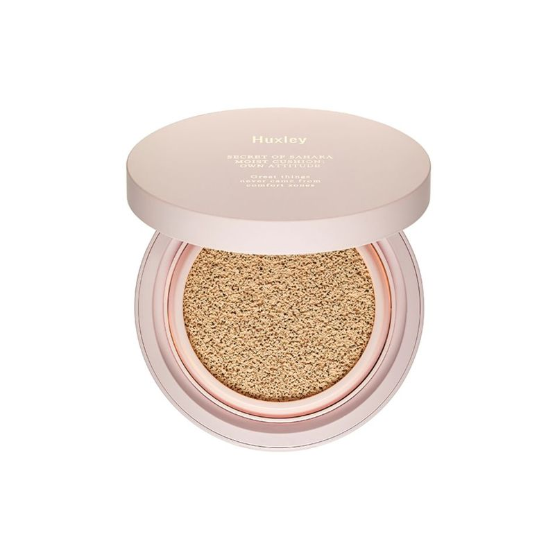 Huxley Moist Cushion ; Own Attitude 2 Sand 12G