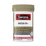 Swisse Ultiboost Mega B+ 60pcs