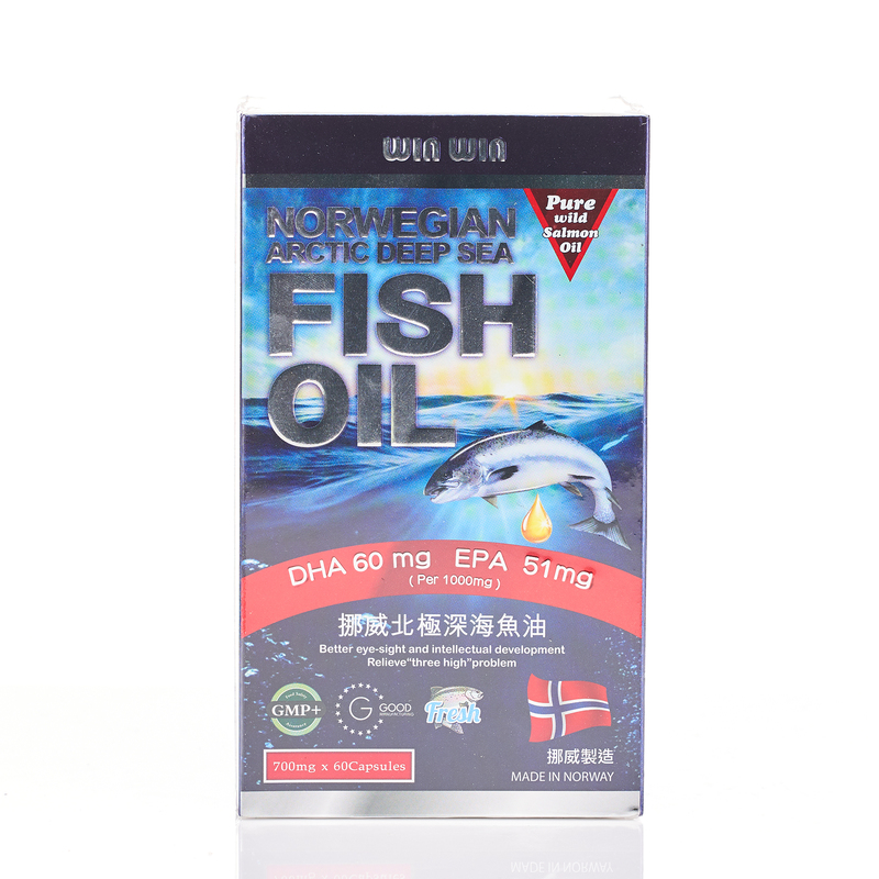 WINWIN Deep Sea Fish Oil 60pcs