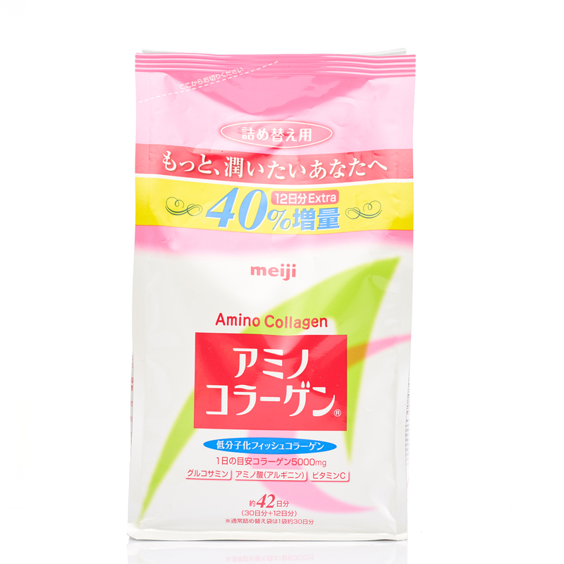 Meiji Amino Collagen Refill 300g