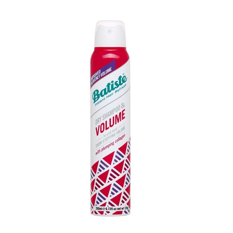 Batiste Hair Benefits Dry Shampoo Volume 200ml