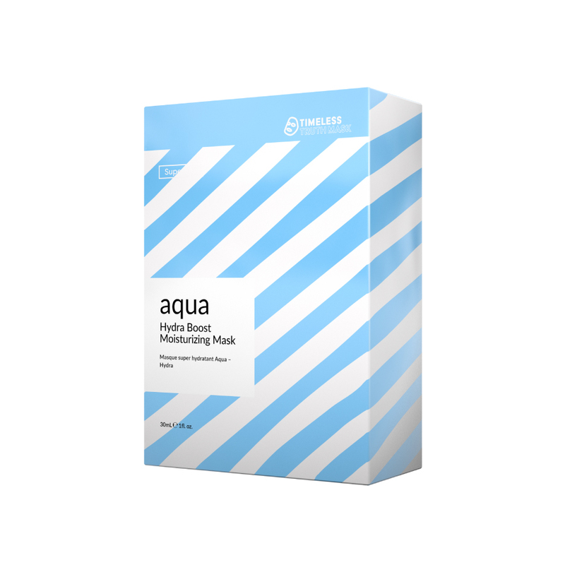 Timeless Truth AQUA Hydra Boost Moisturizing Mask, 5pcs