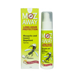Moz Away Long Hour Protection Insect Repellent, 75ml