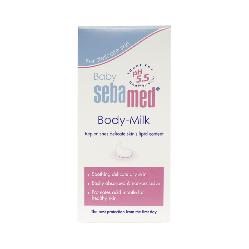 Sebamed Baby Body Milk 200mL