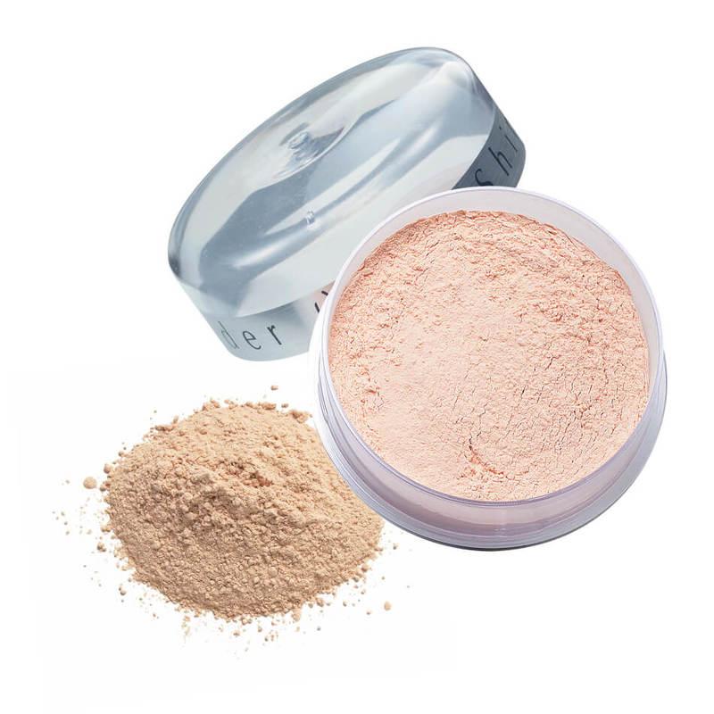 SilkyGirl  Shine-Free Loose Powder - 02 Natural Medium 0.2g