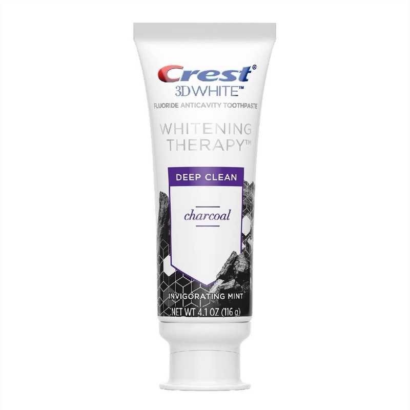 Crest Whitening Charcoal 116g
