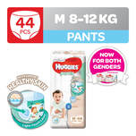 Huggies Platinum Pants (M) 44pcs