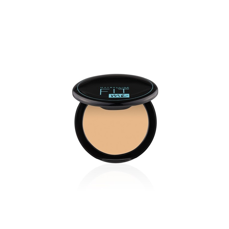 Maybelline Fit Me Matte + Poreless Compact Powder 128 Warm Nude