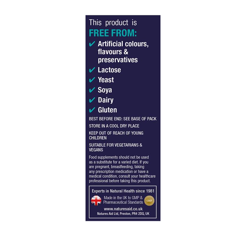 Natures Aid Pro-Derma (15 Billion Bacteria) 60 caps