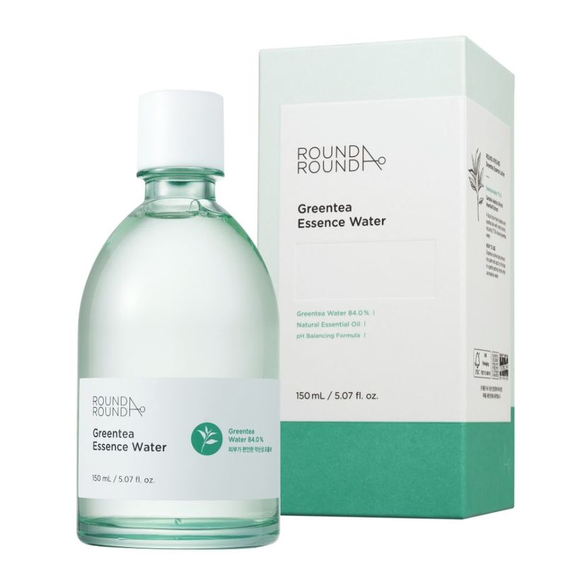 Round A'Round Greentea Essence Water 150ml