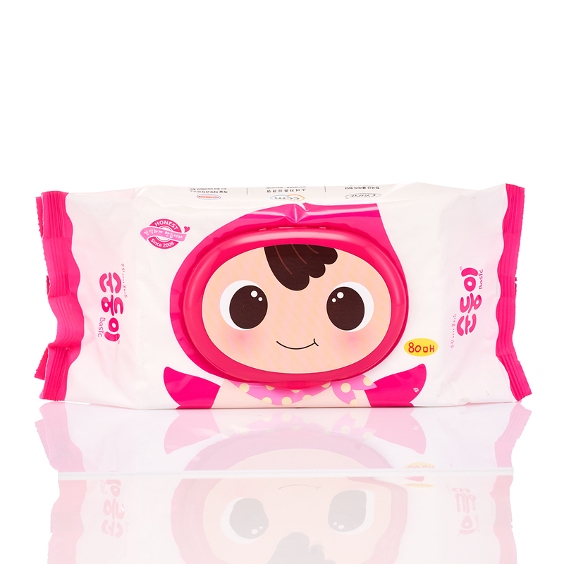 Soondoongi Basic Baby Wet Tissue 80pcs