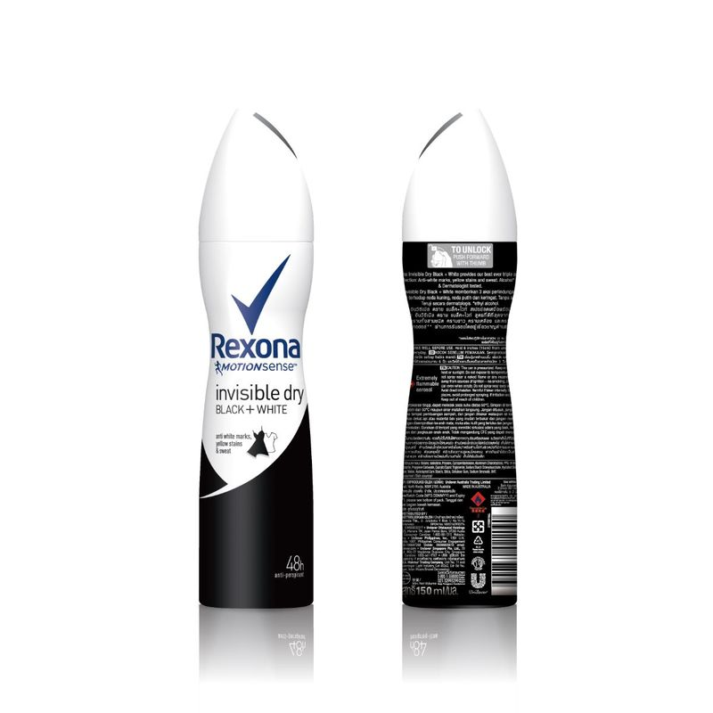 Rexona Men Ar-Invisible Dry 150mL