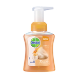 Dettol Foam Anti-bacterial Hand Wash (Milk&Honey) 250mL