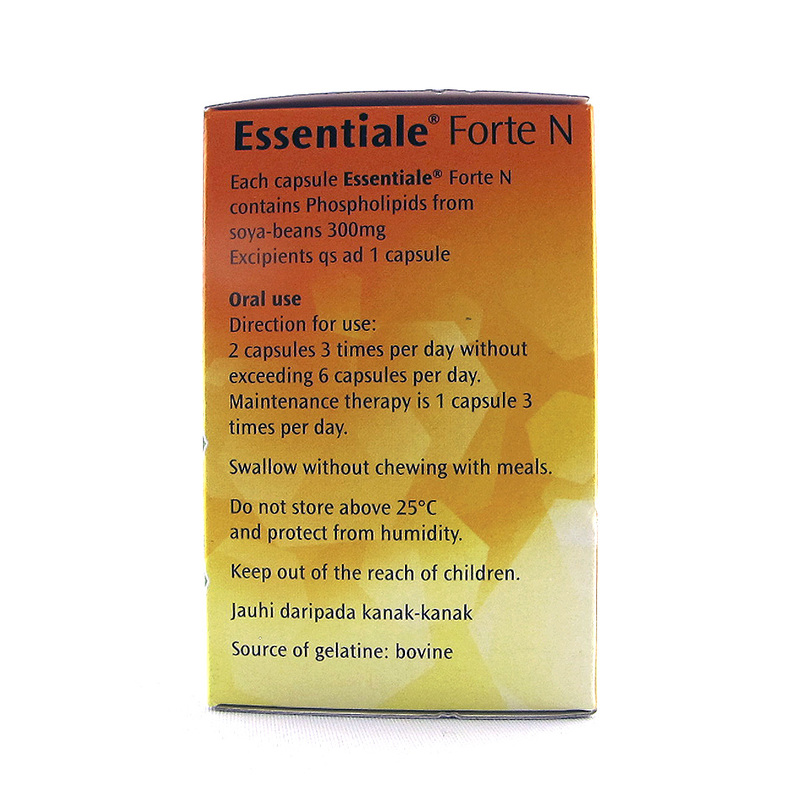 Essentiale Forte N, 50pcs