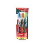 Colgate Slimsoft Advanced Toothbrush Tri Pack 3pcs