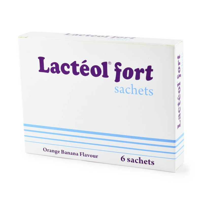 Lacteol Fort, 6 sachets