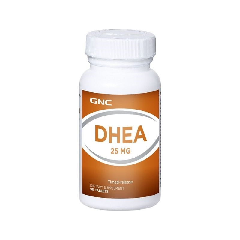 GNC DHEA 25 (timed -release)