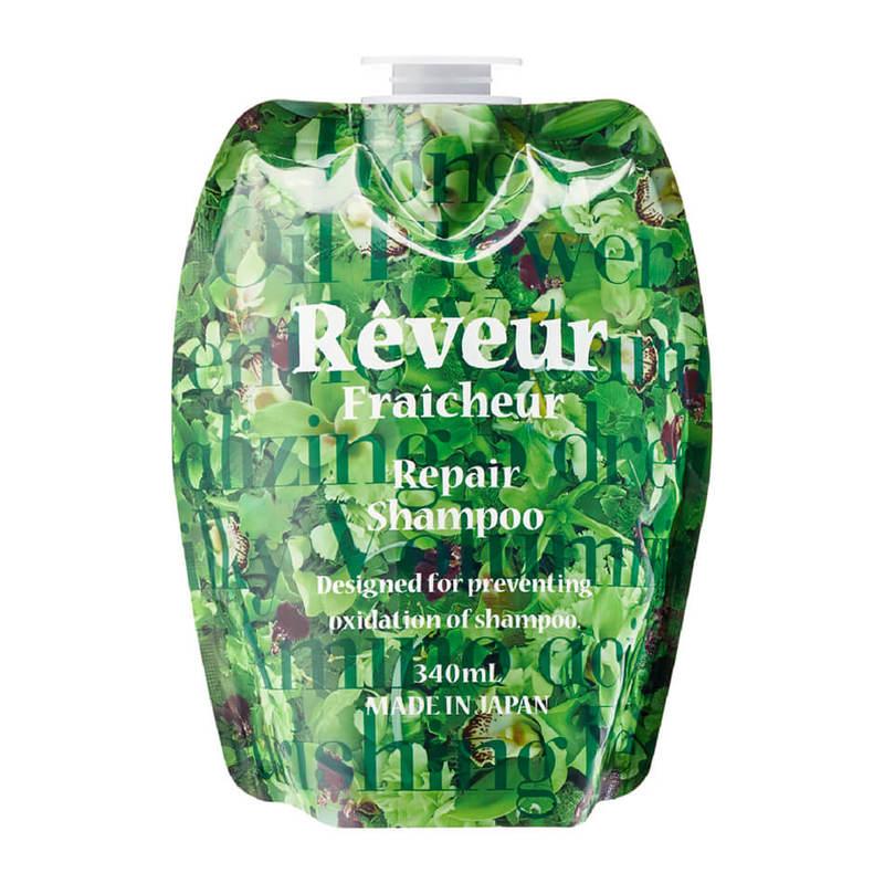 Reveur Fraicheur Repair Shampoo Refill, 340ml