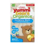 Yummi Bears Organic Multi-Vitamins, 90s