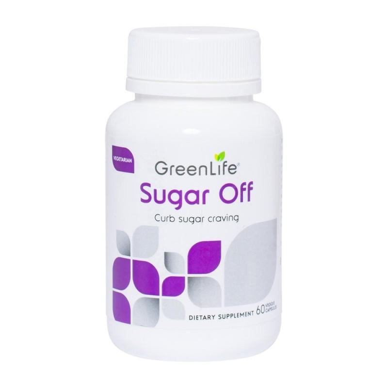 GreenLife Sugar Off 60 Veggie Capsules