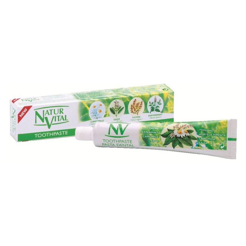 Natur Vital Toothpaste, 75ml