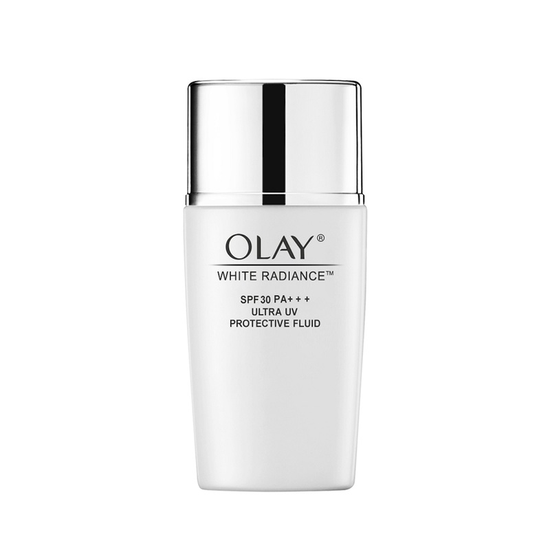 Olay White Radiance Brightening Ultra UV Protective Fluid SPF30 PA+++ 40mL