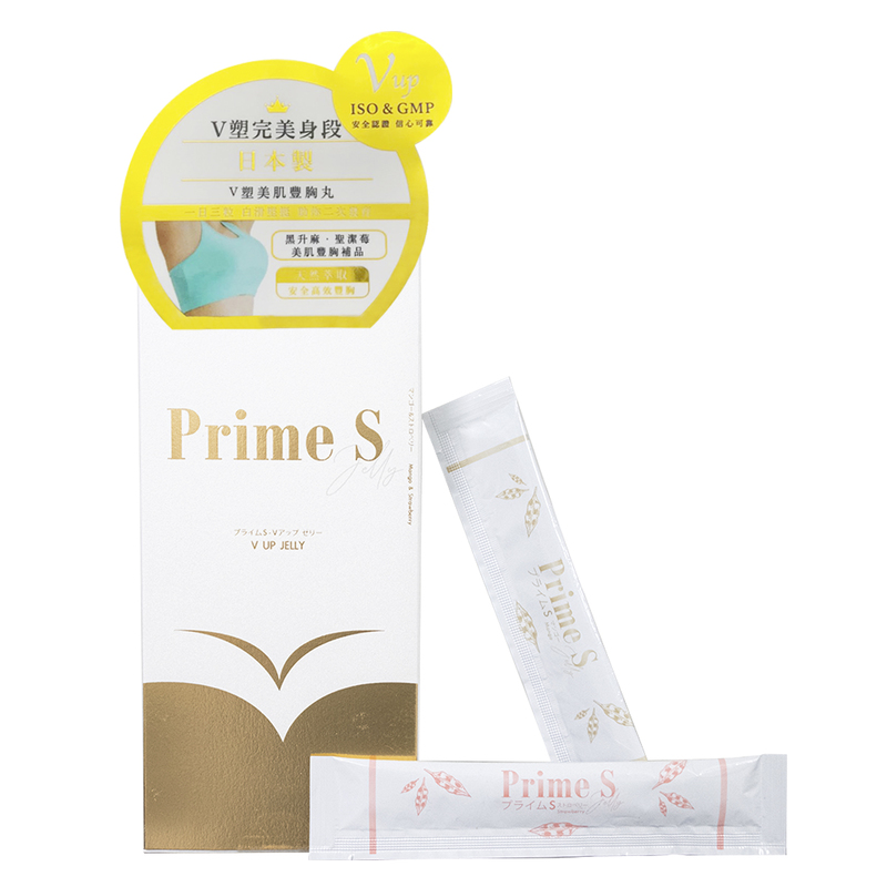 Prime S - V UP Jelly (Mango & Strawberry Flavor)14 Sticks