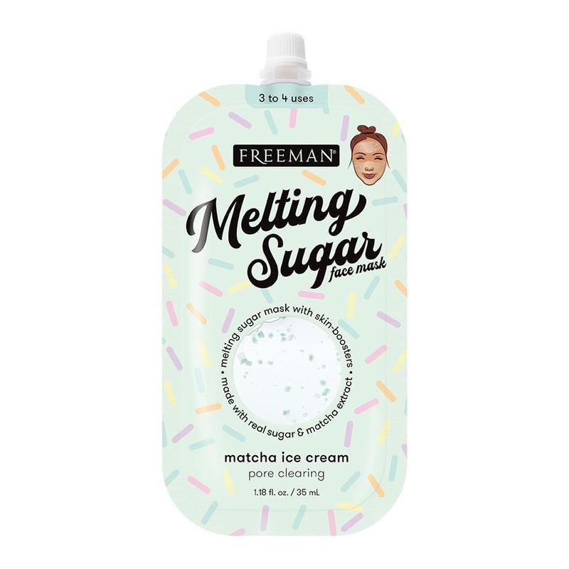 Freeman Melting Sugar Pore Clearing Matcha Ice Cream, 35ml
