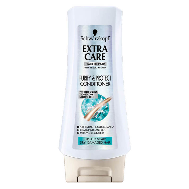 Schwarzkopf Extra Care Purify & Protect Conditioner  400ml