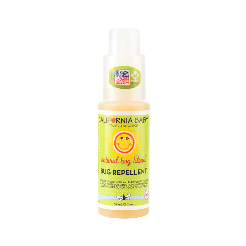 California Baby Bug Repellen 2oz