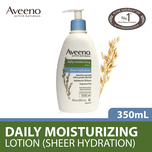 Aveeno Daily Moisturizing Lotion Sheer Hydration, 350ml