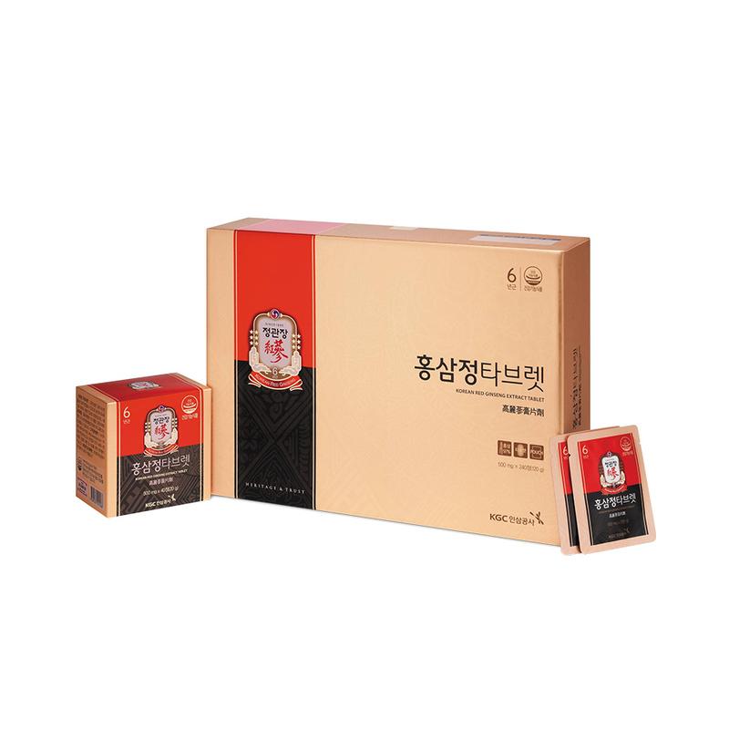 Cheong Kwan Jang Extract Tablet, 240 tablets