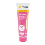 Cca Active Sunscreen Spf50+ 110mL